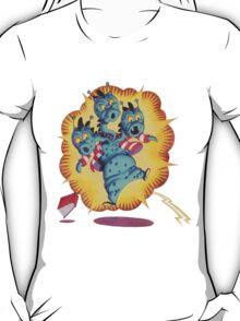 3 Headed Monster T-Shirt