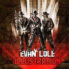 E.L. Illustration Banner by Evan F.E. Lole