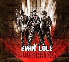 E.L. Illustration Banner by Evan Lole