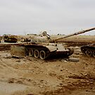 Discount on Used Tank! by Charles Buchanan