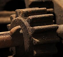 Old Cogwheel by Anton Gorlin