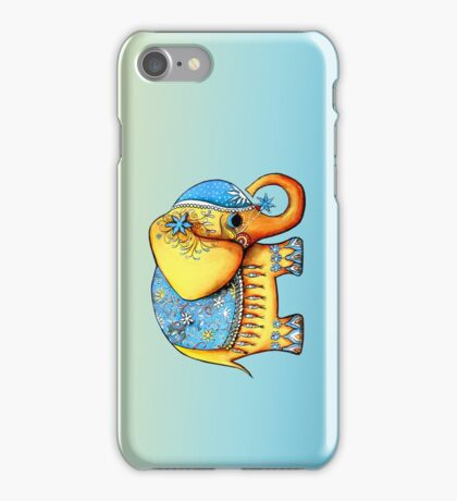 The Littlest Elephant TShirt iPhone Case/Skin