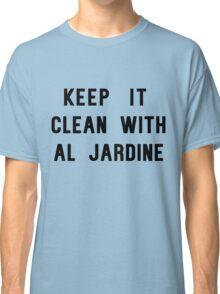 Keep it Clean with Al Jardine Classic T-Shirt