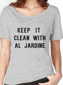 Keep it Clean with Al Jardine Women's Relaxed Fit T-Shirt