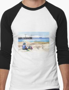 Artist's View, Altona Men's Baseball ¾ T-Shirt