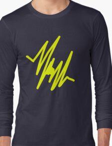 Yellow Pulse T-Shirt