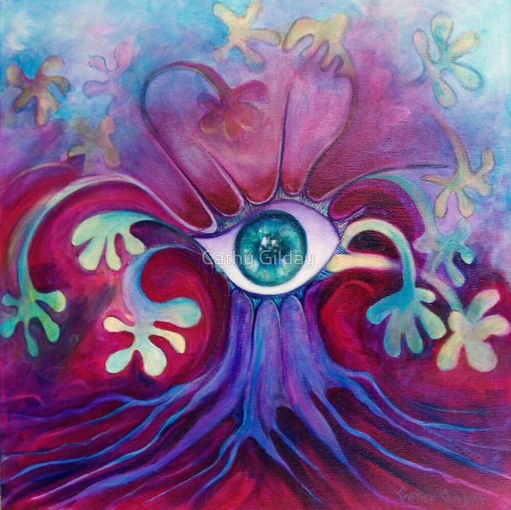 Hand-Eye Coordination by Cathy Gilday