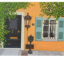 Number 16 - St Tropez Photographic Print