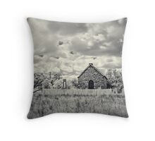 Tomago House Chapel Throw Pillow