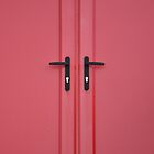 Red Doors by sylentbob