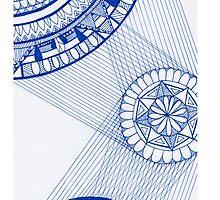 Mandala Web by LiZzie-Ann
