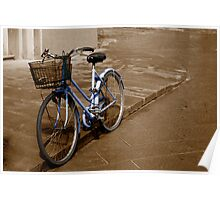 Tuscan Bike Poster