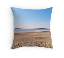 No Volleyball Today Throw Pillow