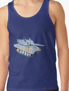 Indian Army Tank Wall Art Tank Top