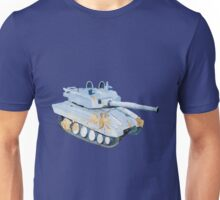 Indian Army Tank Wall Art Unisex T-Shirt