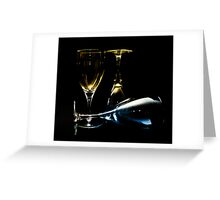Wine anyone? Greeting Card