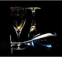 Wine anyone? Photographic Print