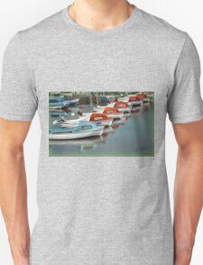 Red,White & Blue Unisex T-Shirt