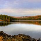 Dawn at Burnhope Reservoir by Reinhardt