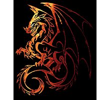Dragon Space Photographic Print