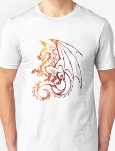 Dragon Space Unisex T-Shirt