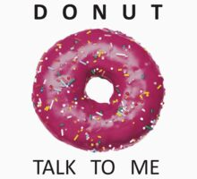 Talk To Me Donut Kids Clothes