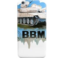 Drippy Indian Army Tank iPhone Case/Skin