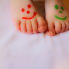 Happy Feet by Lee-Anne Wilson