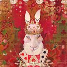 White Rabbit by AngiandSilas
