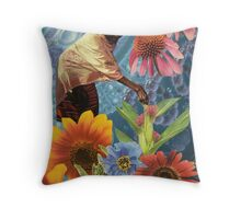 The Life Giver Throw Pillow
