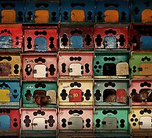 Pigeon Houses (Pagupon) by RONI PHOTOGRAPHY