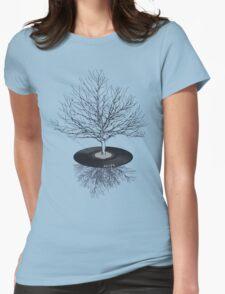 A L I V E . P A R T . I I Womens Fitted T-Shirt