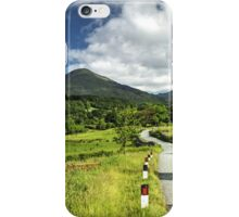 The Road To The Fells iPhone Case/Skin