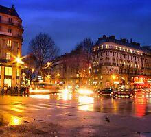 Rainy Evening... by jean-louis bouzou