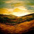 Landscape Hardy...Egdon Sunrise by ©Janis Zroback