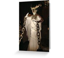 """Bride of Frankie"" Greeting Card"