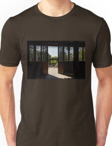 Walk Out to the Garden... Unisex T-Shirt