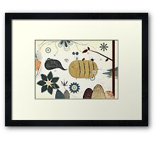 You're Beeutiful Framed Print