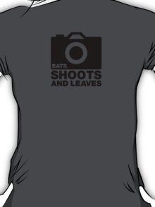 Eats, Shoots & Leaves... T-Shirt