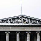 The British Museum, London by James J. Ravenel, III