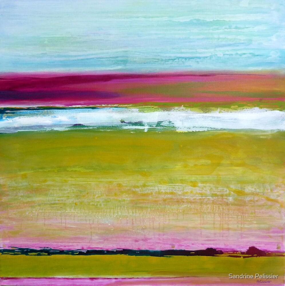 Somewhere 11 by Sandrine Pelissier