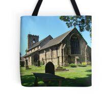 St Mary & All Saints Church Tote Bag