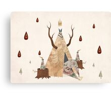 Take Shelter Canvas Print