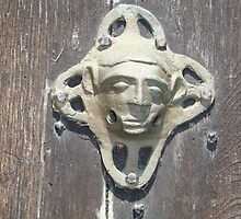Church Door Gargoyle by Kazytc
