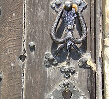 Knock the Church Straw Knocker by Kazytc
