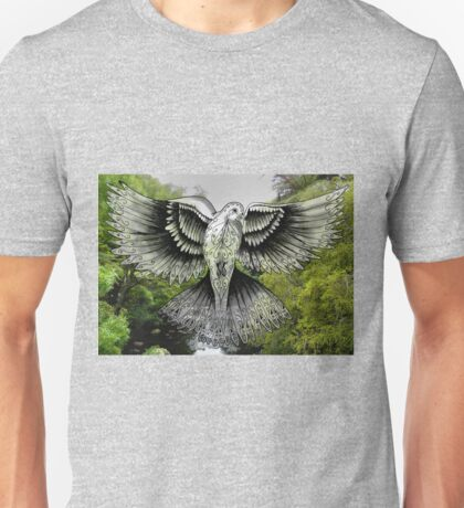 Kowhaiwhai Dove Unisex T-Shirt