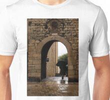 Rainy Day in Provence, France Unisex T-Shirt