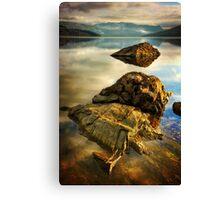 Katrine Rocks (2) Canvas Print
