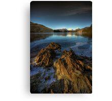 Arklet Rocks (3) Canvas Print