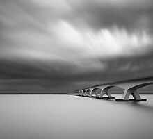 Zeelandbridge Study 2:1 Panorama by Joel Tjintjelaar